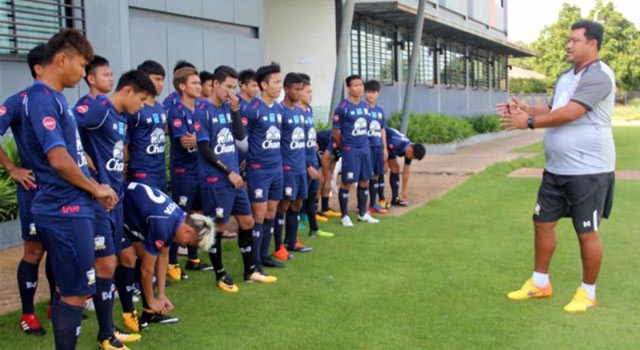 U-22 Thái Lan cầu viện thủ môn Pháp - ảnh 3