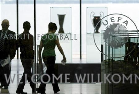 UEFA chính thức điều tra PSG - ảnh 1