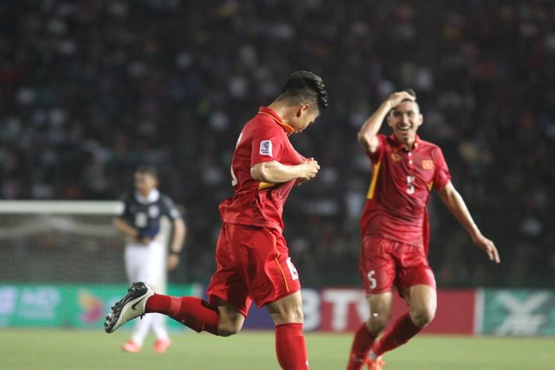 HLV Mai Đức Chung nói gì sau trận thắng nhọc Campuchia? - ảnh 3