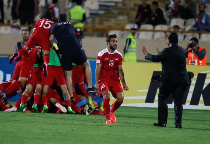 Xác định ngày Úc và Syria đá Play-off World cup 2018 - ảnh 1