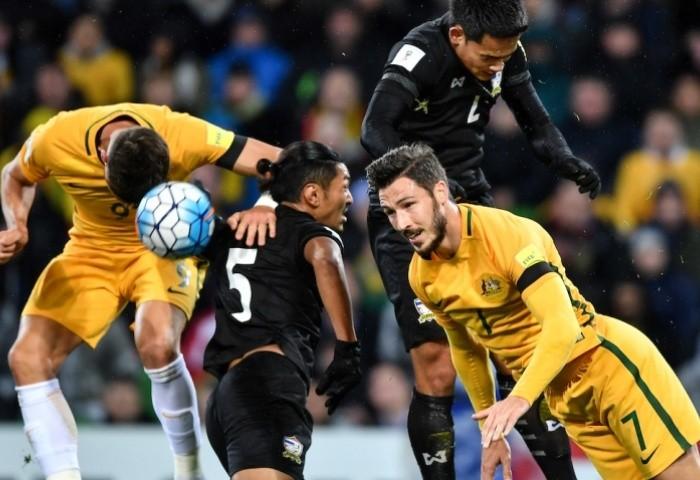 Xác định ngày Úc và Syria đá Play-off World cup 2018 - ảnh 2