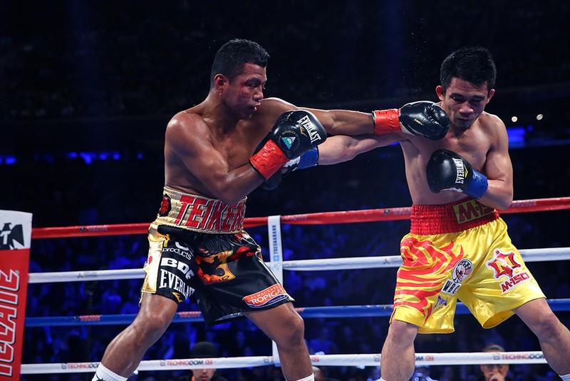Tay đấm Thái Lan lại hạ KO kẻ thách đấu - ảnh 2