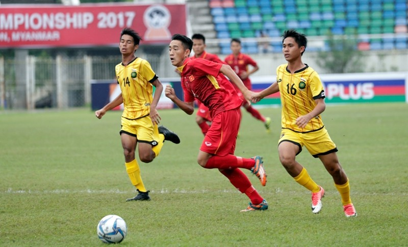 U-18 VN ngại 'bóng ma' SEA Games 29? - ảnh 1