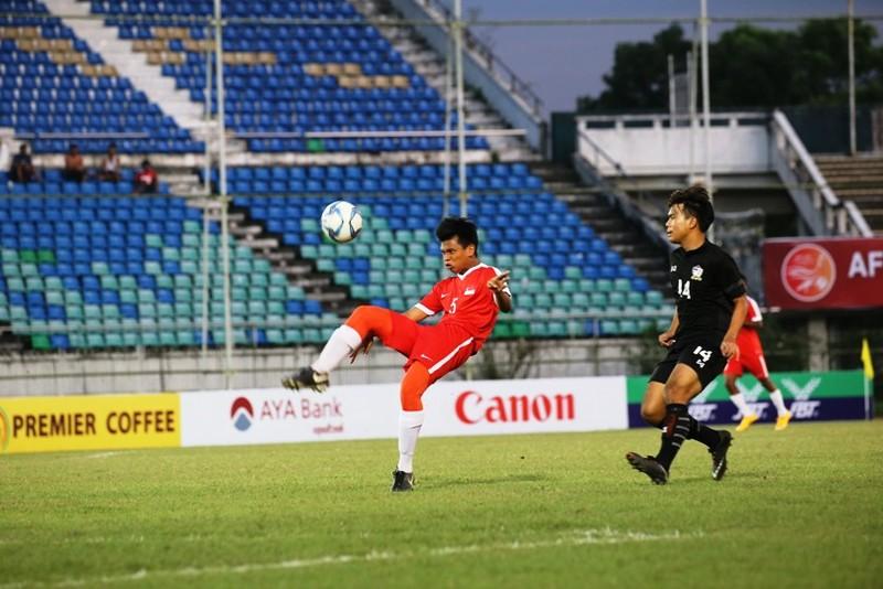 U-18 Thái Lan, Malaysia vào bán kết, Việt Nam căng - ảnh 2