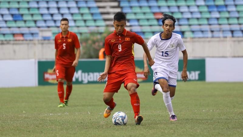 U-18 Thái Lan, Malaysia vào bán kết, Việt Nam căng - ảnh 3