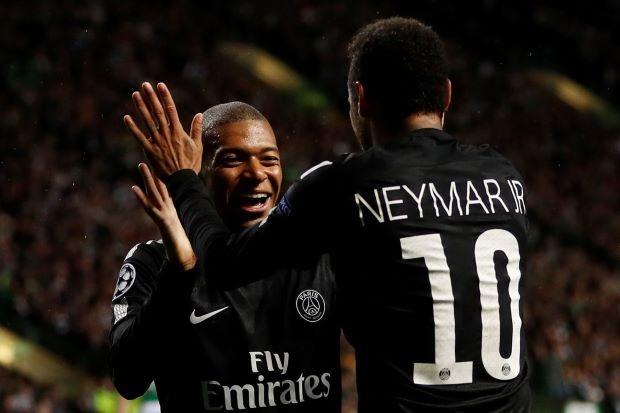 Bộ ba Cavani- Neymar- Mbappe hủy diệt Celtic - ảnh 1