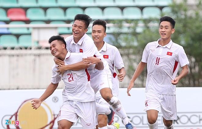 Như đàn anh U-22, U-18 Việt Nam bị loại đầy đau đớn - ảnh 1