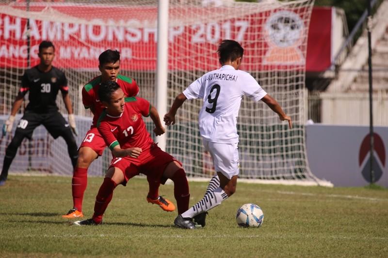 Kịch bản SEA Games 29 tái hiện ở U-18 Đông Nam Á - ảnh 1