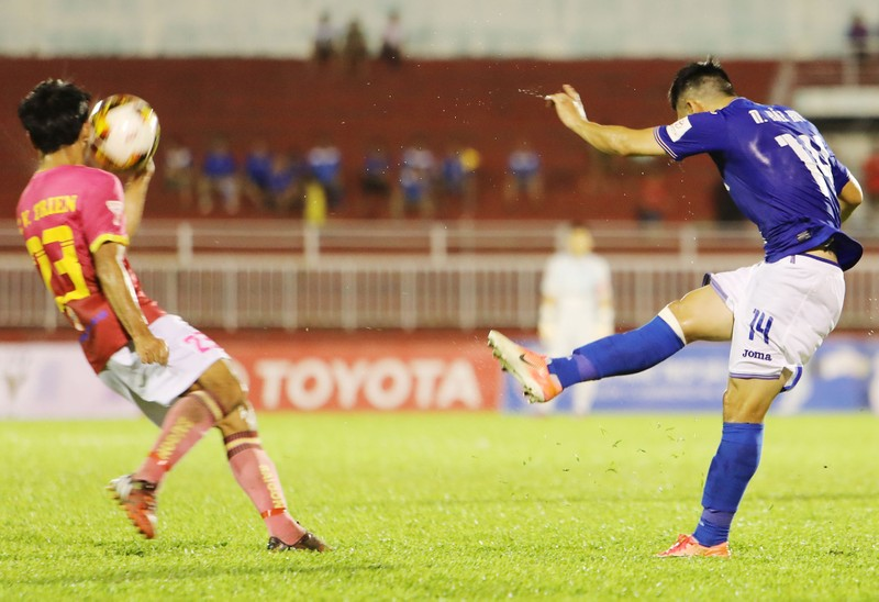 Vòng 18 V - League: Bay lên nào! - ảnh 1