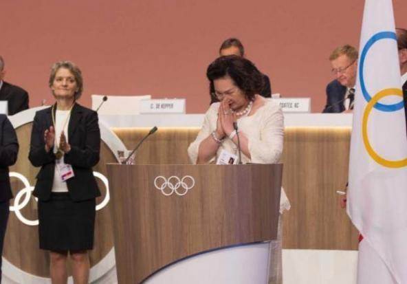 Thái Lan có nữ lãnh đạo đầu tiên ở IOC - ảnh 1