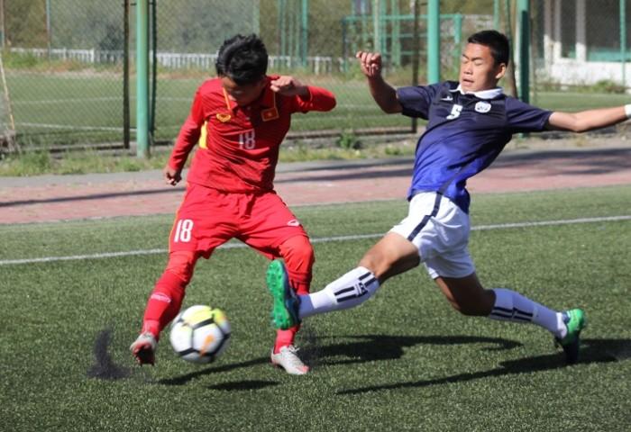 U-16 Indonesia là… tốt nhất - ảnh 1