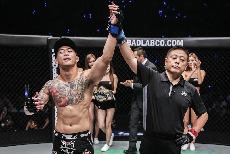 Nhà vô địch MMA Martin Nguyen giao lưu tại TP.HCM - ảnh 4