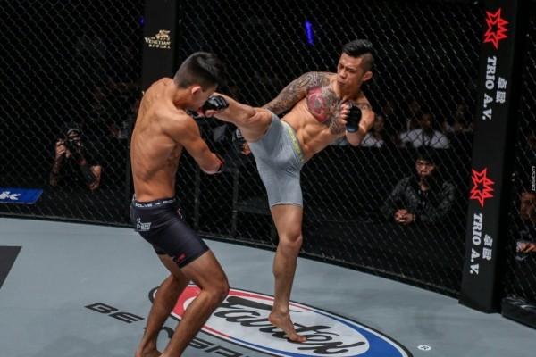 Nhà vô địch MMA Martin Nguyen giao lưu tại TP.HCM - ảnh 3