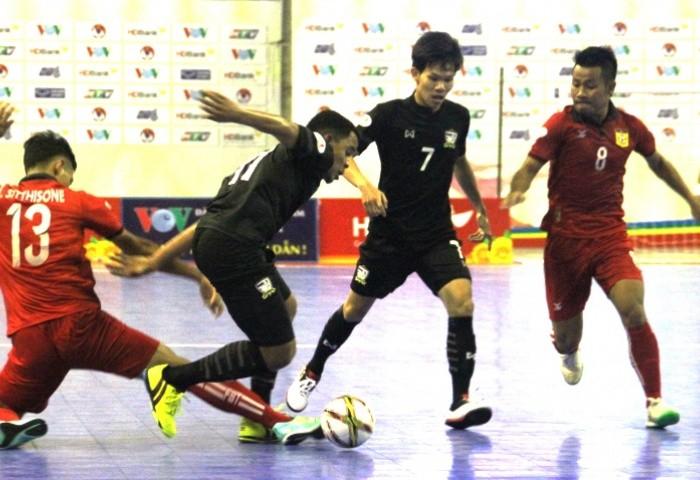 Futsal đã đủ 16 gương mặt dự VCK châu Á - ảnh 1