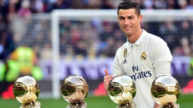 Ronaldo: 'Tôi muốn có 7 đứa con' - ảnh 3