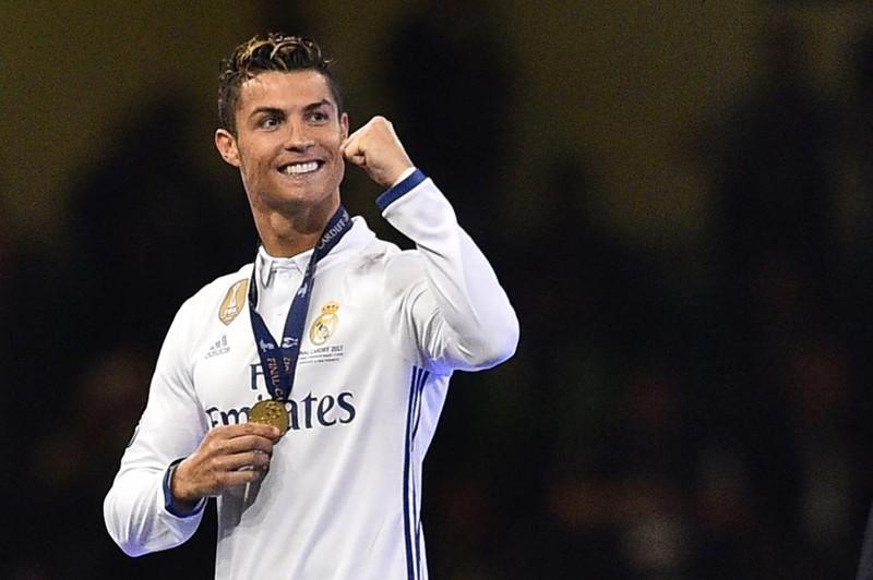 Ronaldo: 'Tôi muốn có 7 đứa con' - ảnh 1