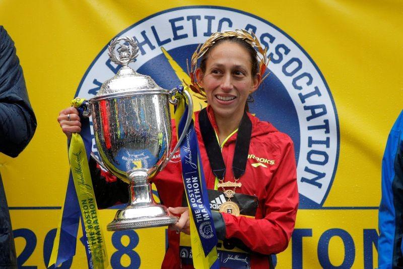 Vô địch Marathon Boston, VĐV người Nhật gây sốc