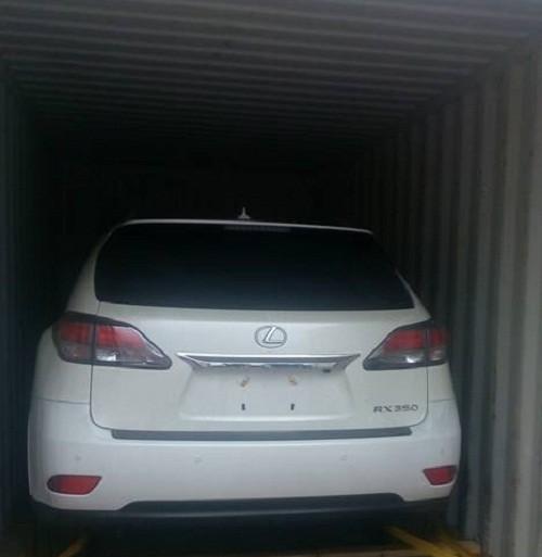 Sung công quỹ dàn 'siêu xe' Lexus nhập lậu - ảnh 3
