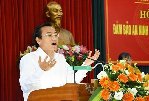 Bí thư Thành ủy Đà Nẵng: Hình ảnh Đà Nẵng và CSGT đã 'mất đẹp đi rất nhiều' - ảnh 1