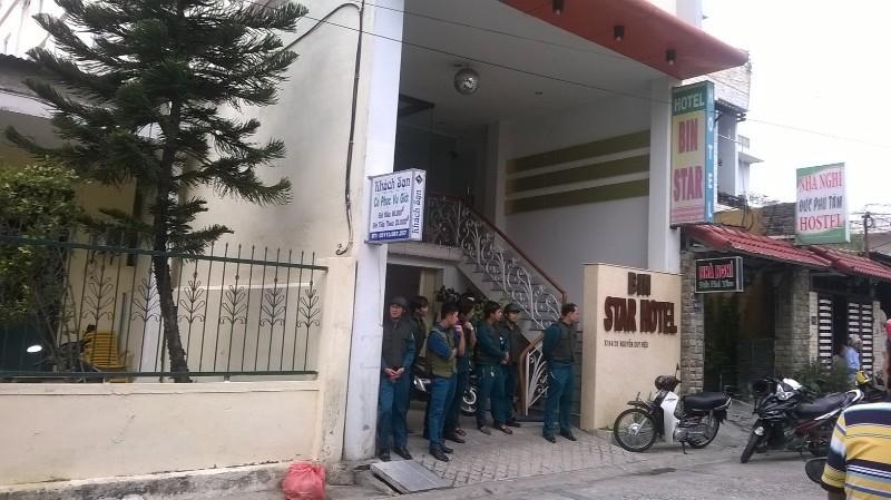Đà Nẵng: Một người nước ngoài bị bắn ngay trước cửa nhà - ảnh 1