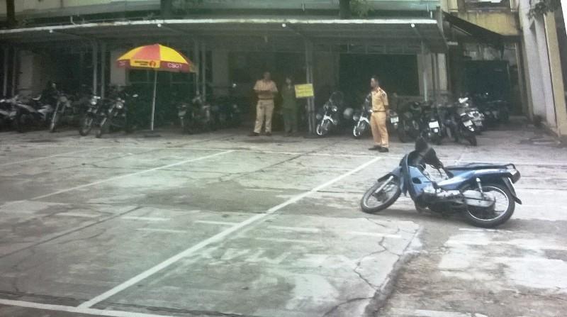 Công an Đà Nẵng thi tuyển chức danh đội phó, đội trưởng - ảnh 1