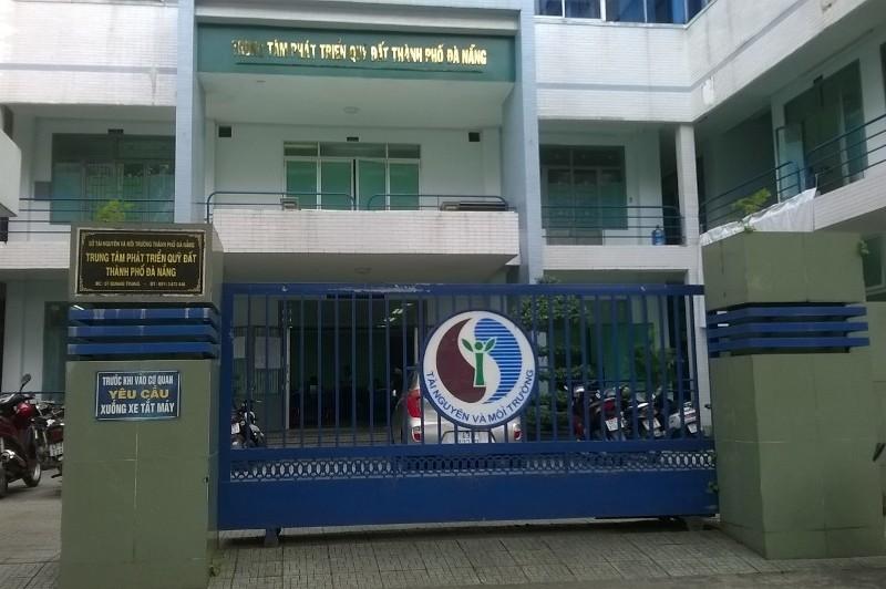 Công bố kết luận thanh tra Trung tâm Phát triển quỹ đất Đà Nẵng - ảnh 1