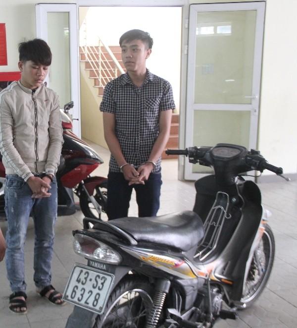 'Mượn' xe máy của cha để đi cướp giật tài sản - ảnh 1