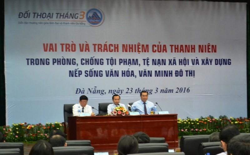Đà Nẵng đề nghị công an lập Facebook nhận tố giác tội phạm - ảnh 1