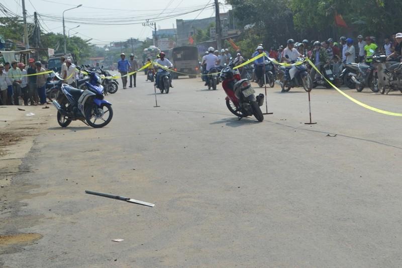 Vụ nổ súng kinh hoàng ở Quảng Nam: Một nghi can ra đầu thú - ảnh 1