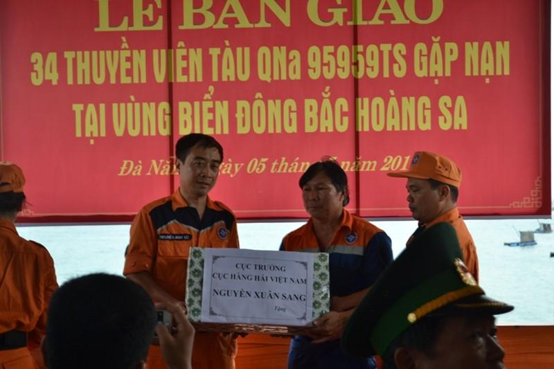 Đêm kinh hoàng của ngư dân Việt trên vùng biển Hoàng Sa - ảnh 5