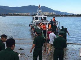 Đã tìm được thi thể 3 nạn nhân mất tích trong vụ chìm tàu - ảnh 3