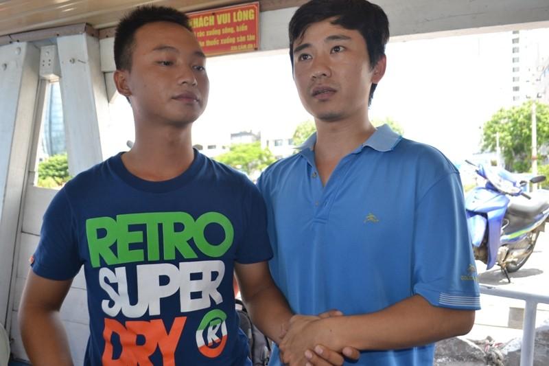 Đà Nẵng vinh danh những 'người hùng' xả thân cứu khách bị chìm tàu - ảnh 2