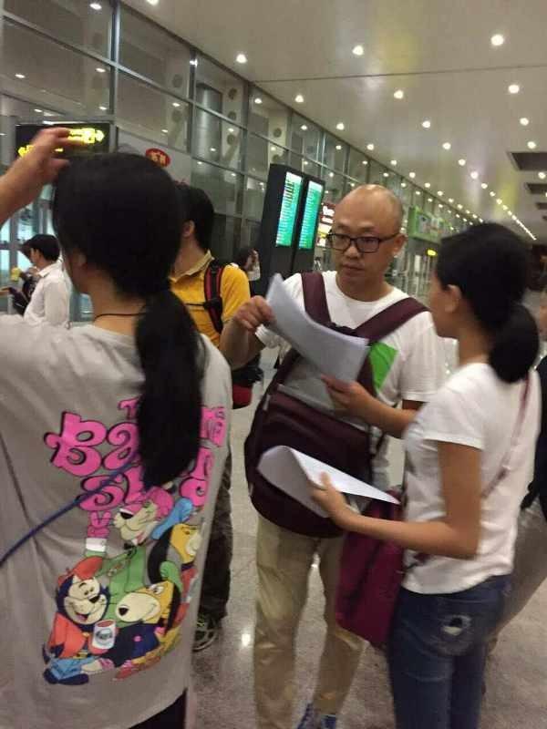 Đà Nẵng xử lý 5 người Trung Quốc vi phạm pháp luật Việt Nam - ảnh 1