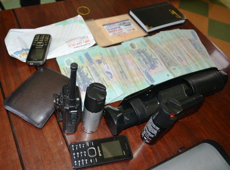 Băng nhóm giang hồ liên tỉnh bắt cóc con tin để tống tiền - ảnh 2