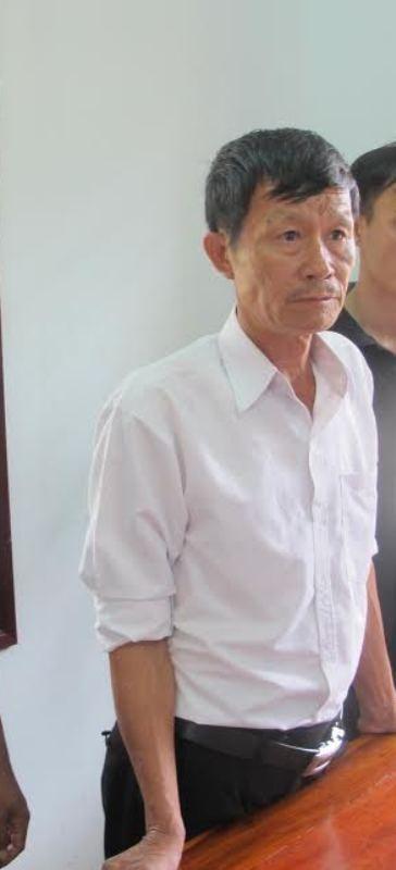 Thư ký Mạnh bị bắt vì tội làm sai lệch hồ sơ vụ án.