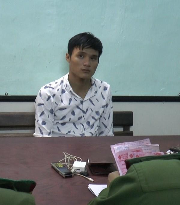 Từ Huế vào Đà Nẵng đột nhập bệnh viện trộm cắp tài sản - ảnh 1