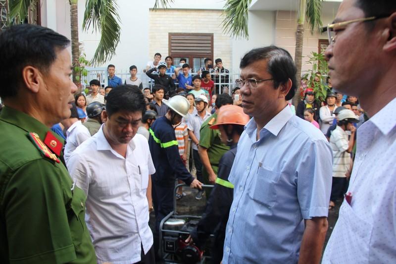 Cháy nhà ở trung tâm Đà Nẵng, gia chủ tử vong - ảnh 1