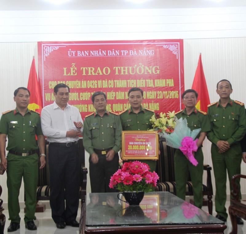 """""""Đà Nẵng không phải là mảnh đất cho tội phạm sinh sống"""" - ảnh 1"""
