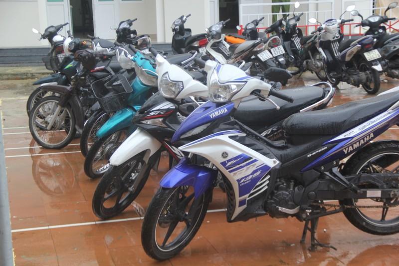 Phá đường dây chuyên trộm xe máy ở Đà Nẵng - ảnh 1