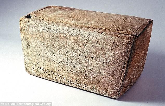 Đã tìm ra ngôi mộ của 'gia đình' Chúa Jesus? - ảnh 1