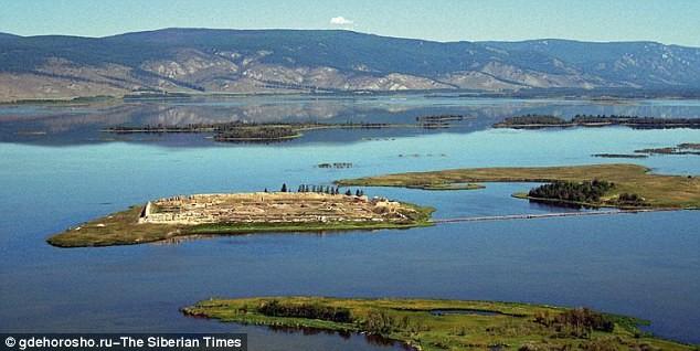"""Hòn đảo bí ẩn ở Siberia làm Putin """"đau đầu"""" - ảnh 2"""