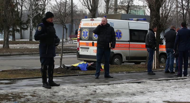 Liên tiếp ba người chỉ trích tổng thống Ukraine bị giết - ảnh 1