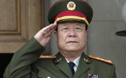Thêm một cựu lãnh đạo cấp cao quân đội Trung Quốc sa lưới? - ảnh 1