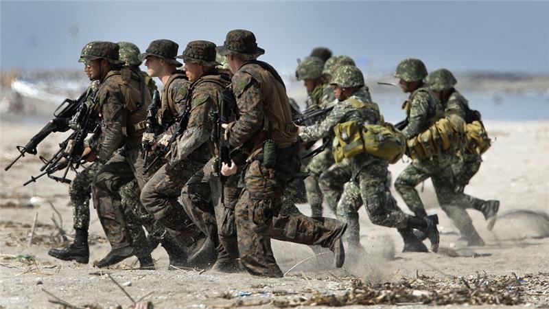 Hơn 6000 quân Mỹ tập trận tại Philippines - ảnh 1