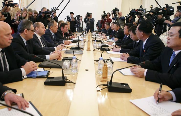 Nga-Triều Tiên hợp tác chương trình không gian - ảnh 1