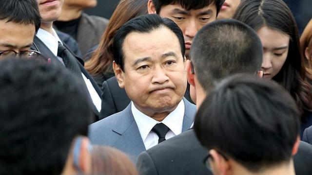 Thủ tướng Hàn Quốc đệ đơn xin từ chức vì cáo buộc nhận hối lộ - ảnh 1