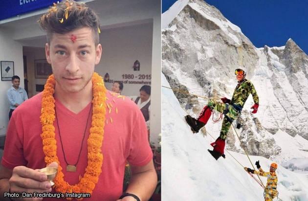 Một lãnh đạo của Google tử nạn vì lở tuyết tại Nepal - ảnh 1