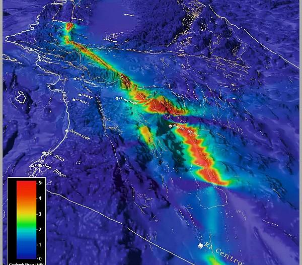 Những vùng có nguy cơ động đất cao trong tương lai - ảnh 3