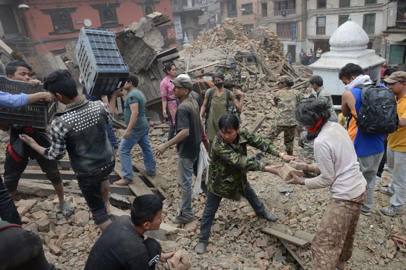 Điều gì đã gây nên cơn động đất kinh hoàng tại Nepal? - ảnh 2
