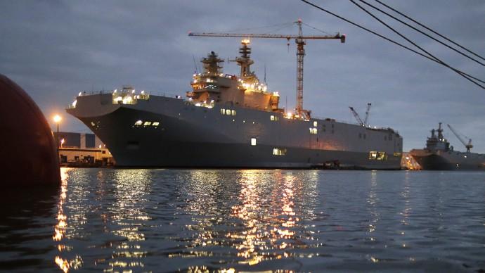 Pháp chuẩn bị bồi thường Nga 1,1 tỉ Euro - ảnh 1